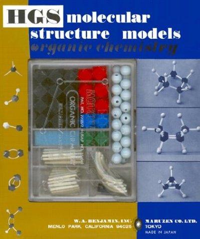 9780805302608: HGS Molecular Structure Model Organic Chemistry Set
