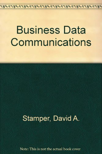 9780805303049: Business Data Communications