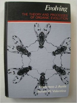 9780805303100: Evolving: The Theory and Processes of Organic Evolution