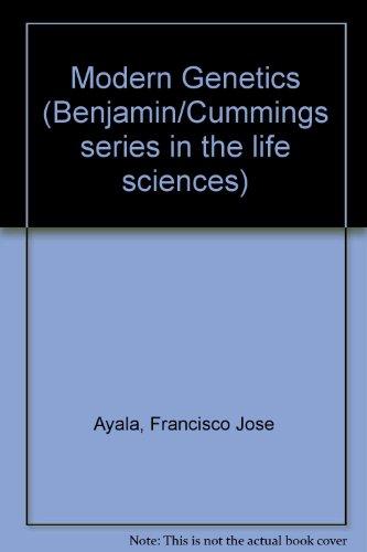 9780805303209: Modern Genetics (Benjamin/Cummings Series in the Life Sciences)