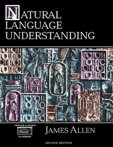 9780805303346: Natural Language Understanding (2nd Edition)