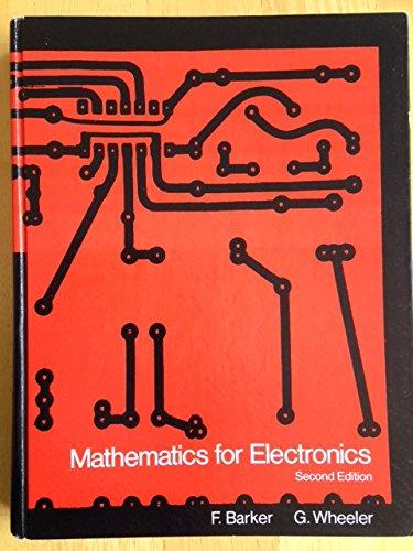 9780805303407: Mathematics for electronics