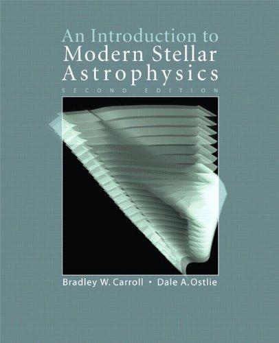9780805303483: Introduction to Modern Stellar Astrophysics