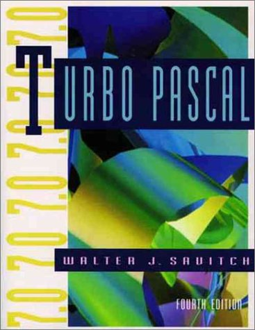 9780805304183: Turbo Pascal 7.0 (4th Edition)