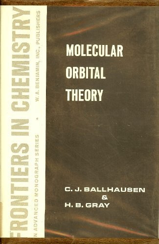 9780805304510: Molecular orbital theory: An introductory lecture note and reprint volume (Frontiers in chemistry)