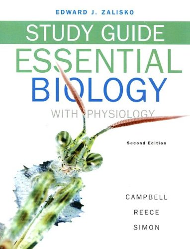 9780805304893: Study Guide for Essential Biology with Physiology, 2nd Edition