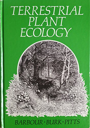 9780805305401: Terrestrial Plant Ecology