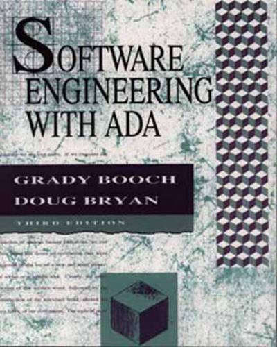 9780805306088: Software Engineering With Ada