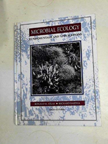 9780805306538: Microbial Ecology: Fundamentals and Applications