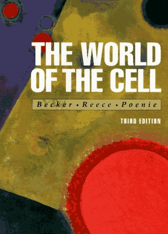 9780805308808: The World of the Cell (Benjamin/Cummings series in the life sciences)