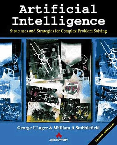 9780805311969: Artificial Intelligence: Structures and Strategies for Complex Problem Solving
