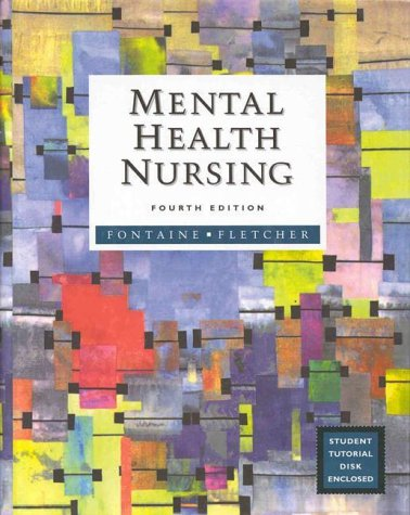9780805316445: Mental Health Nursing (4th Edition)