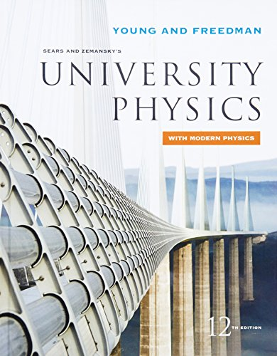 9780805321876: University Physics with Modern Physics with MasteringPhysics (12th Edition)