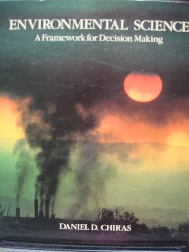 9780805322552: Environmental Science: A Time for Decision-making
