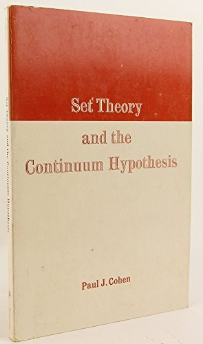 9780805323276: Set Theory and the Continuum Hypothesis