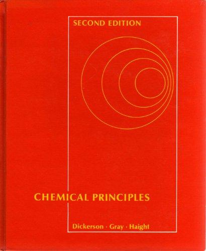 9780805323641: Chemical Principles