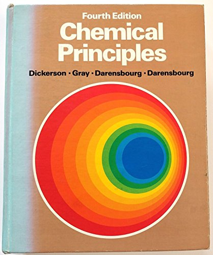 9780805324228: Chemical Principles