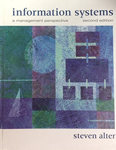 9780805324303: Information Systems: A Management Perspective