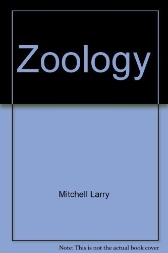 9780805325638: Title: Zoology Laboratory manual