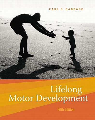 9780805327243: Lifelong Motor Development (5th Edition)