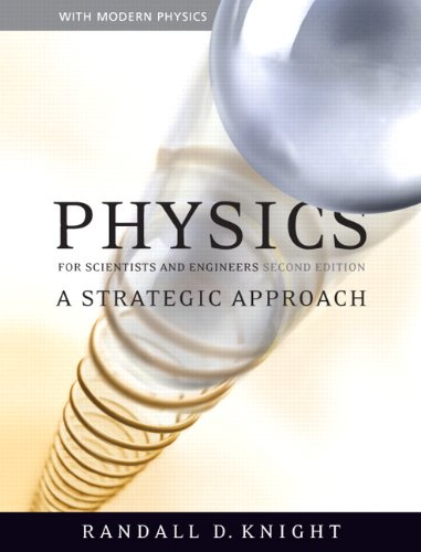9780805327366: Physics for Scientists and Engineers: A Strategic Approach with Modern Physics: United States Edition: A Strategic Approach with Modernphysics (Text Component)
