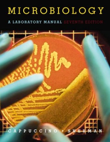9780805328363: Microbiology: A Laboratory Manual (7th Edition)