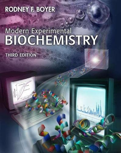 9780805331110: Modern Experimental Biochemistry (Benjamin/Cummings Series in the Life Sciences and Chemistry)