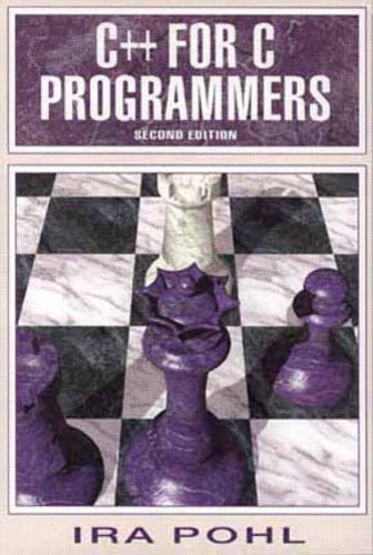 9780805331592: C++ for C Programmers