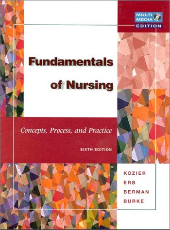 9780805331844: Fundamentals of Nursing: Concepts, Process and Practice, Sixth Edition n