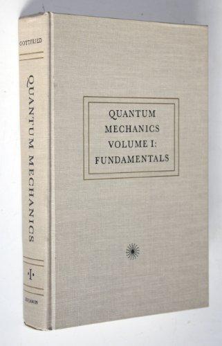 9780805333329: Quantum Mechanics: Fundamentals v. 1