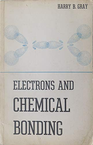 9780805334012: Electrons and Chemical Bonding