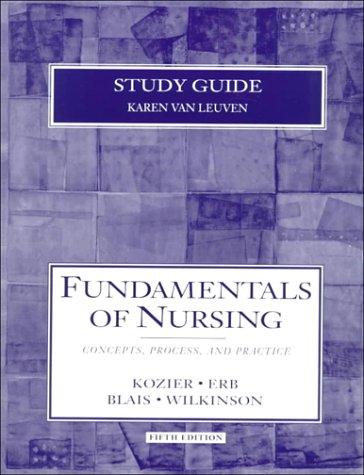 9780805334944: Fundamentals of Nursing