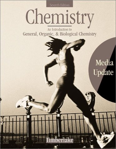 9780805335682: Chemistry: An Introduction to General, Organic and Biological Chemistry MEDIA UPDATE PACKAGE (7th Edition)
