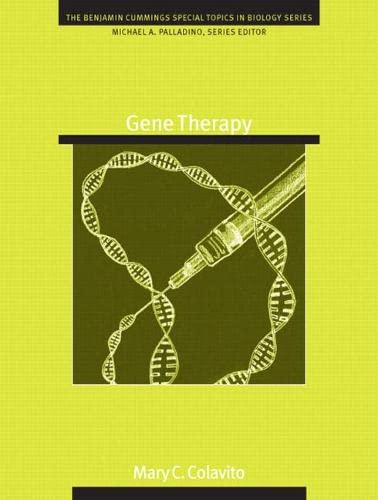 9780805338195: Gene Therapy