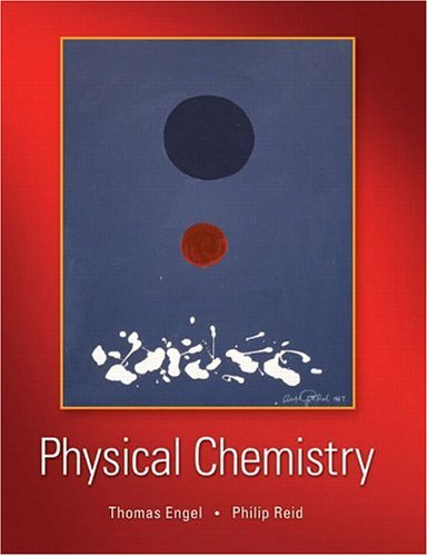 9780805338423: Physical Chemistry