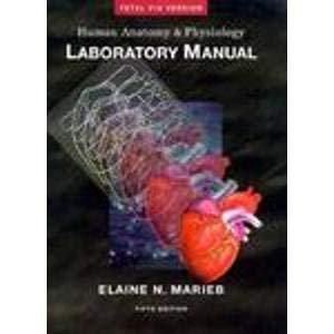 Human Anatomy and Physiology Laboratory Manual/Fetal Pig: Marieb, Elaine N.,