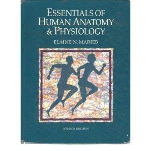 9780805341775: Essentials of Human Anatomy & Physiology