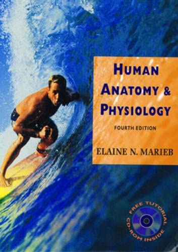 9780805341966: Human Anatomy and Physiology (4th Edition)