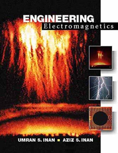 9780805344233: Fundamentals of Electromagnetics