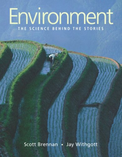 9780805344257: Environment: The Science behind the Stories