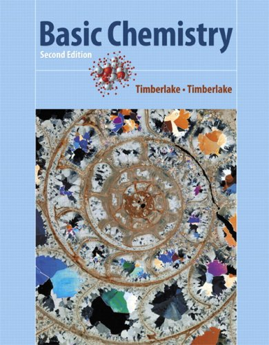 9780805344691: Basic Chemistry (2nd Edition)