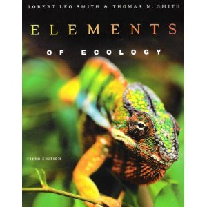 9780805344738: Elements of Ecology