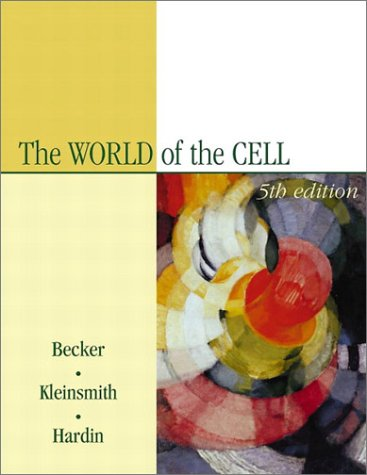 9780805345476: The World of the Cell: with Free Solutions