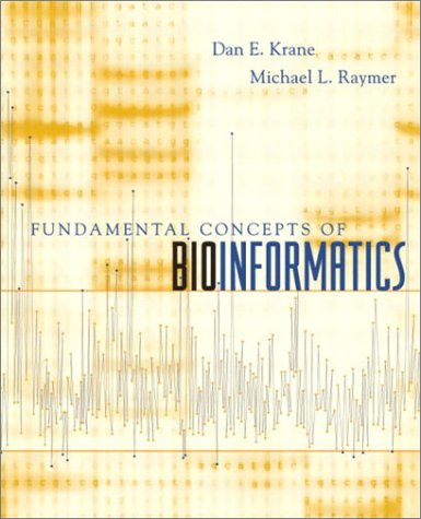 9780805346336: Fundamental Concepts of Bioinformatics