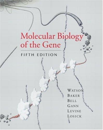 9780805346350: Molecular Biology of the Gene