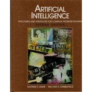 9780805347807: Artificial Intelligence: Structures and Strategies for Complex Problem Solving