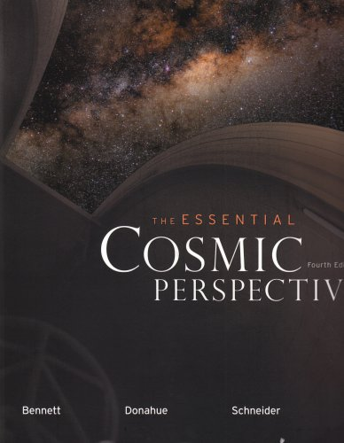 9780805347920: The Essential Cosmic Perspective