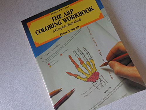 9780805348064: The Anatomy and Physiology Coloring Workbook ...