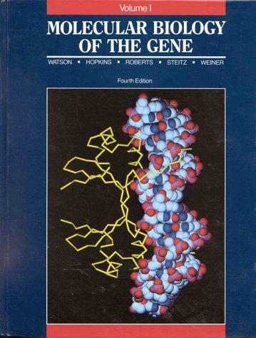 9780805348248: Molecular Biology of the Gene, Vols. 1 and 2 (Vol 1)
