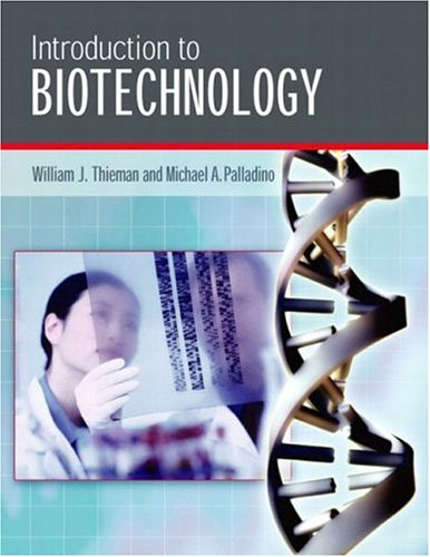 9780805348255: Introduction to Biotechnology